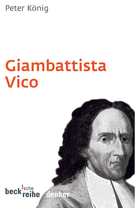Cover: Peter König, Giambattista Vico