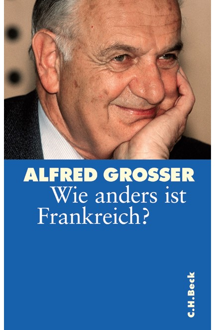 Cover: Alfred Grosser, Wie anders ist Frankreich