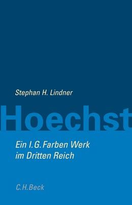 Abbildung von Lindner, Stephan H. | Hoechst | 2. Auflage | 2005 | beck-shop.de