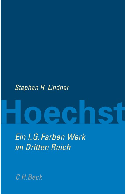 Cover: Stephan H. Lindner, Hoechst