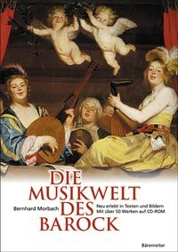 Die Musikwelt des Barock | Morbach, 2008 | Buch (Cover)