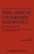 Abbildung von Brumby | Small Missions for Energetic Astrophysics: Ultraviolet to Gamma-Ray | 2000