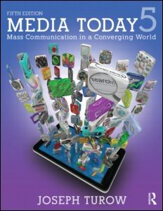 Media Today | Turow, 2013 | Buch (Cover)