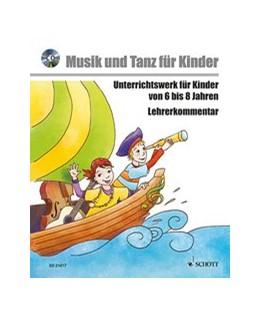 Abbildung von Yaprak Kotzian / Nykrin / Kotzian | Musik voraus - Musik und Tanz für Kinder | 2013 | Unterrichtswerk für Kinder von...