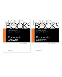 Abbildung von Aghion / Durlauf | Handbook of Economic Growth | 2013 | 2