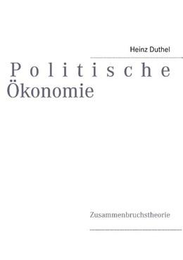 Abbildung von Politische Ökonomie | 2013 | Zusammenbruchstheorie