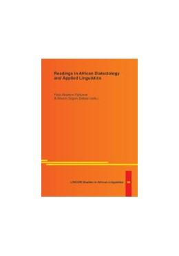 Abbildung von Abídèmí Fábùnmi / Ségun Sàláwù   Readings in African Dialectology and Applied Linguistics   2013   85