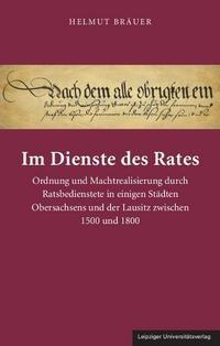Im Dienste des Rates   Bräuer, 2013   Buch (Cover)