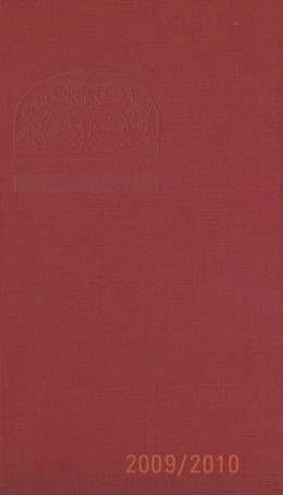 Abbildung von Scharf-Wrede | Jahrbuch für Geschichte und Kunst im Bistum Hildesheim | 2013 | 77./78. Jahrgang 2009/2010 | 2009/2010