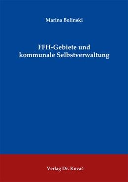 Abbildung von Bolinski   FFH-Gebiete und kommunale Selbstverwaltung   2013   63