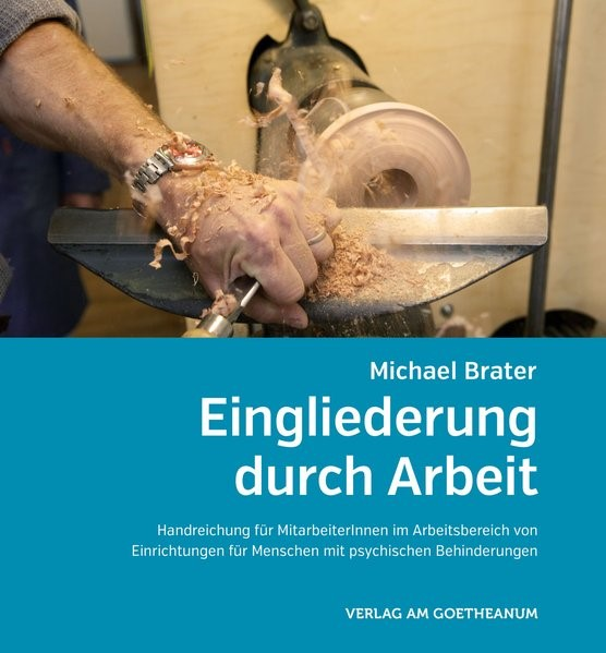 Eingliederung durch Arbeit | Brater | unveränderte Nachauflage, 2016 | Buch (Cover)