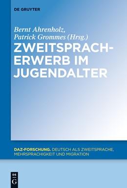 Abbildung von Ahrenholz / Grommes   Zweitspracherwerb im Jugendalter   2014