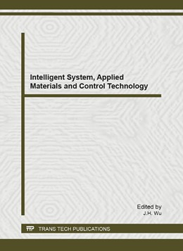 Abbildung von Wu | Intelligent System, Applied Materials and Control Technology | 2013 | Selected, peer reviewed papers... | Volume 645
