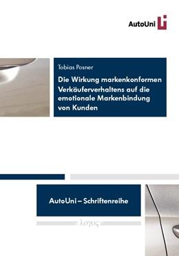 Abbildung von Posner | Die Wirkung markenkonformen Verkäuferverhaltens auf die emotionale Markenbindung von Kunden | 2013 | 46