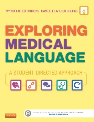 Exploring Medical Language | LaFleur Brooks / LaFleur Brooks, 2013 (Cover)