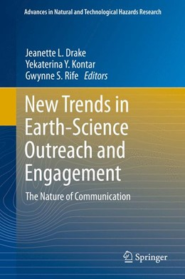 Abbildung von Drake / Kontar / Rife | New Trends in Earth-Science Outreach and Engagement | 2013 | The Nature of Communication | 38