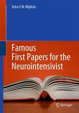 Abbildung von Wijdicks | Famous First Papers for the Neurointensivist | 2013