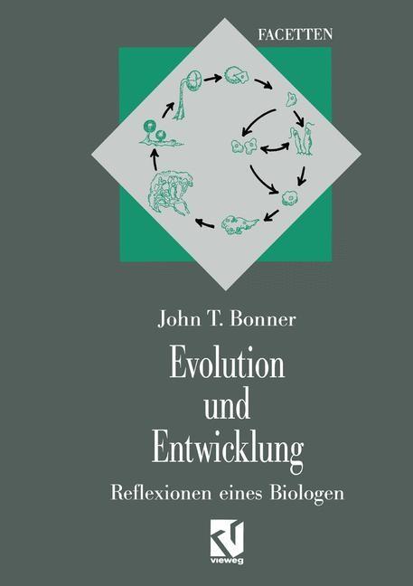 Evolution und Entwicklung | Bonner, 2013 | Buch (Cover)