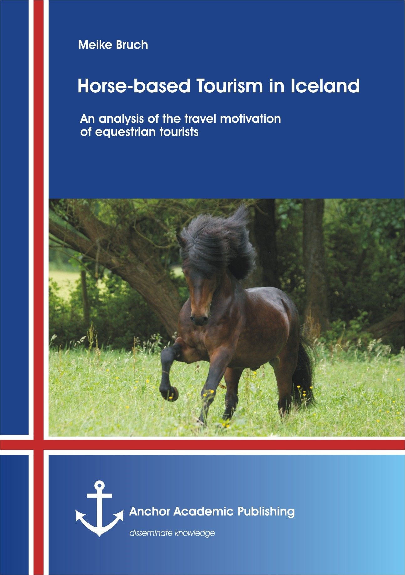 Abbildung von Bruch   Horse-based Tourism in Iceland – An analysis of the travel motivation of equestrian tourists   2012