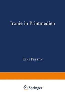 Abbildung von Prestin | Ironie in Printmedien | 2000