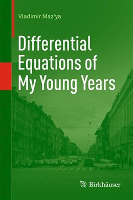 Abbildung von Maz'ya | Differential Equations of My Young Years | 2014