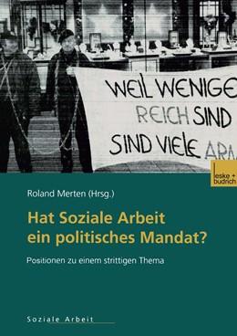 Abbildung von Merten | Hat Soziale Arbeit ein politisches Mandat? | 2001 | Positionen zu einem strittigen...