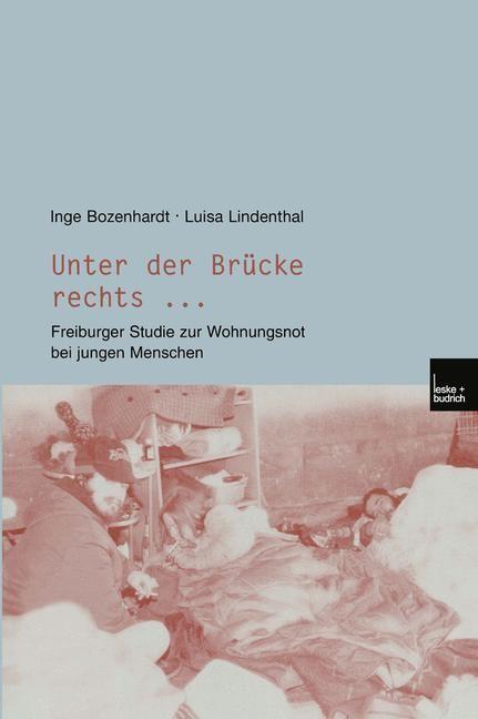 Unter der Brücke rechts ... | Bozenhardt / Lindenthal, 2002 | Buch (Cover)