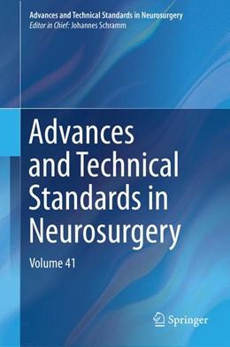 Abbildung von Schramm   Advances and Technical Standards in Neurosurgery   2013   Volume 41   41