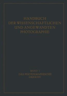 Abbildung von Mertae / Merté / Richter | Das Photographische Objektiv | 1932