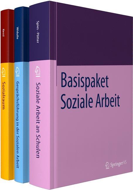 Abbildung von Basispaket Soziale Arbeit   2013   2013