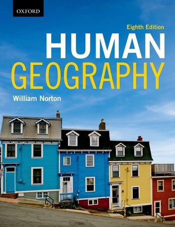 Lab Manual to Accompany William Norton's Human Geography | Noble / Hackett / Gunn, 2013 | Buch (Cover)