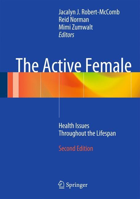 The Active Female | Robert- McComb / Norman / Zumwalt, 2014 | Buch (Cover)