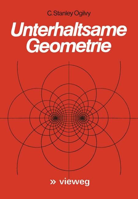 Unterhaltsame Geometrie | Ogilvy | 1976, 2012 | Buch (Cover)