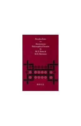 Abbildung von Stone / Shirinian | Pseudo-Zeno | 1999 | Anonymous Philosophical Treati... | 83