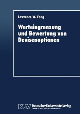 Abbildung von Werteingrenzung und Bewertung von Devisenoptionen | 1996 | 13