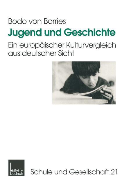 Jugend und Geschichte | Borries, 1999 | Buch (Cover)