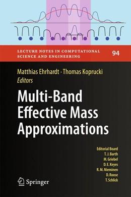Abbildung von Ehrhardt / Koprucki | Multi-Band Effective Mass Approximations | 1. Auflage | 2014 | 94 | beck-shop.de