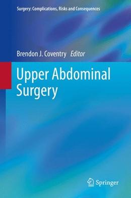 Abbildung von Coventry | Upper Abdominal Surgery | 1. Auflage | 2014 | beck-shop.de