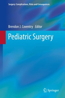 Abbildung von Coventry | Pediatric Surgery | 1. Auflage | 2014 | beck-shop.de