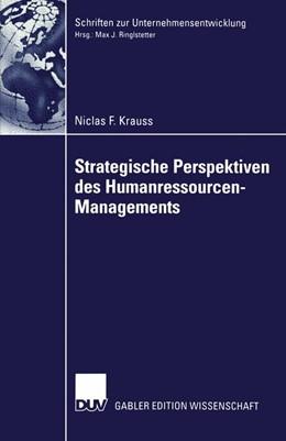 Abbildung von Krauss | Strategische Perspektiven des Humanressourcen-Managements | 2002