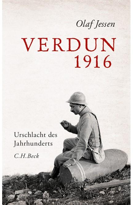 Cover: Olaf Jessen, Verdun 1916