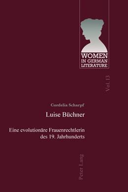Abbildung von Scharpf | Luise Büchner | 2013 | Eine evolutionäre Frauenrechtl... | 13