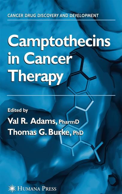 Camptothecins in Cancer Therapy | Adams, 2005 | Buch (Cover)