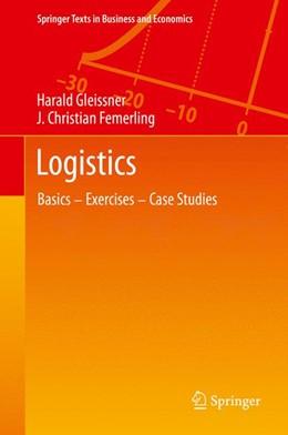 Abbildung von Gleissner / Femerling | Logistics | 2014