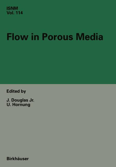 Abbildung von Douglas / Hornung   Flow in Porous Media   2012