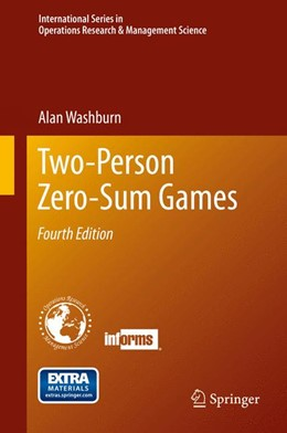 Abbildung von Washburn | Two-Person Zero-Sum Games | 4. Auflage | 2013 | 201 | beck-shop.de