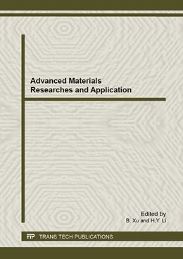 Abbildung von Xu / Li | Advanced Materials Researches and Application | 2013 | Selected, peer reviewed papers... | Volume 763