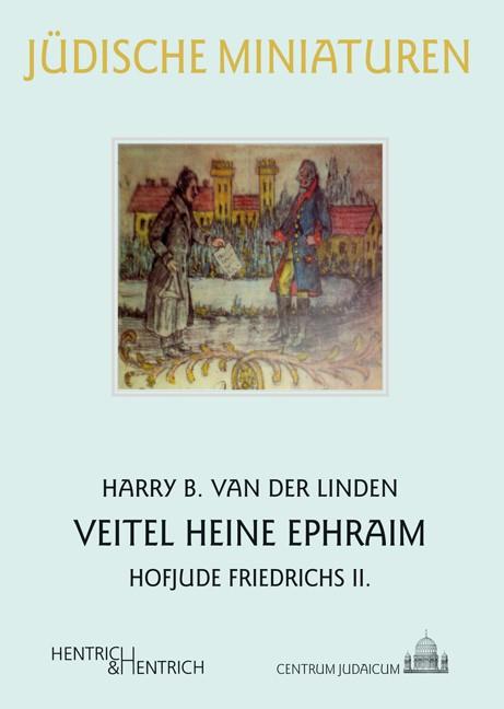 Veitel Heine Ephraim | Linden, 2013 | Buch (Cover)