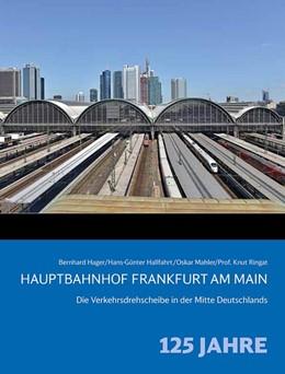 Abbildung von Hager / Hallfahrt | Hauptbahnhof Frankfurt am Main | 1. Auflage | 2014 | beck-shop.de