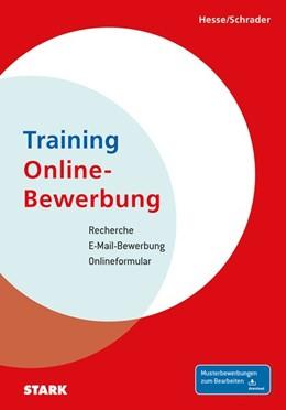 Abbildung von Hesse / Schrader | Training Online Bewerbung | 2014 | Recherche E-Mail-Bewerbung Onl...